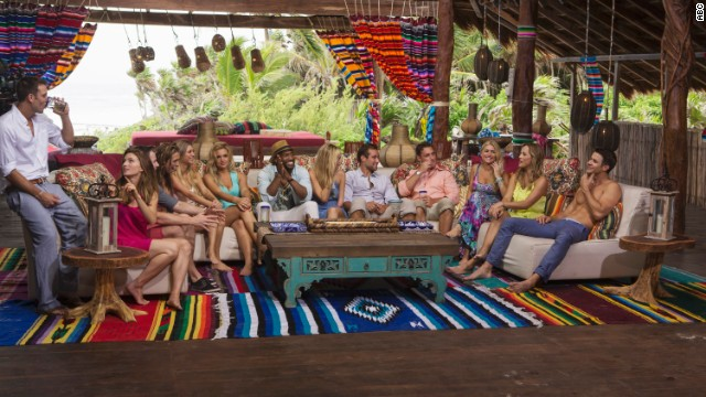 """Bachelor in Paradise"" is a new spin-off that lets former ""Bachelor"" and ""Bachelorette"" contestants try to find love for a second time. Maybe by the end of the series, we'll get to see a ""Bachelor in Paradise"" couple to match these past ""Bachelor"" and ""Bachelorette"" romances:"