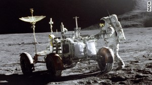 Build a robot, send it to the moon, win $20 million
