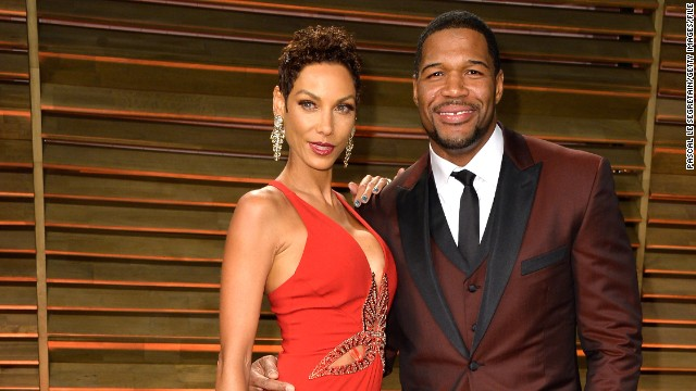 "It looks like Michael Strahan and model/TV personality Nicole Murphy aren't going to make it down the aisle. People magazine confirmed that the couple has ended their five-year engagement. ""They love each other very much, but with the distance and work schedule it has been hard to maintain the relationship,"" Strahan's rep told the publication."