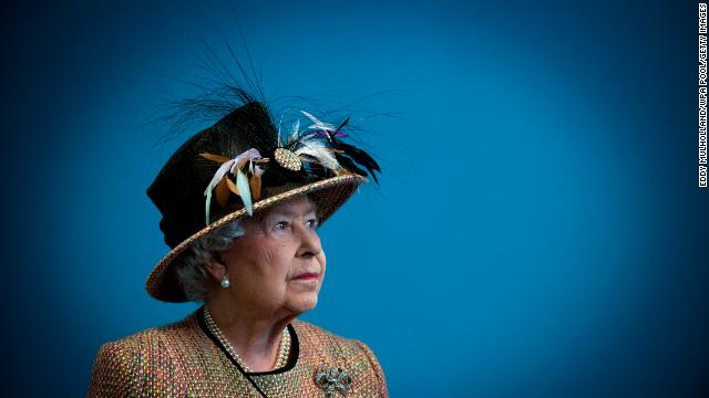 Photos: Queen Elizabeth II