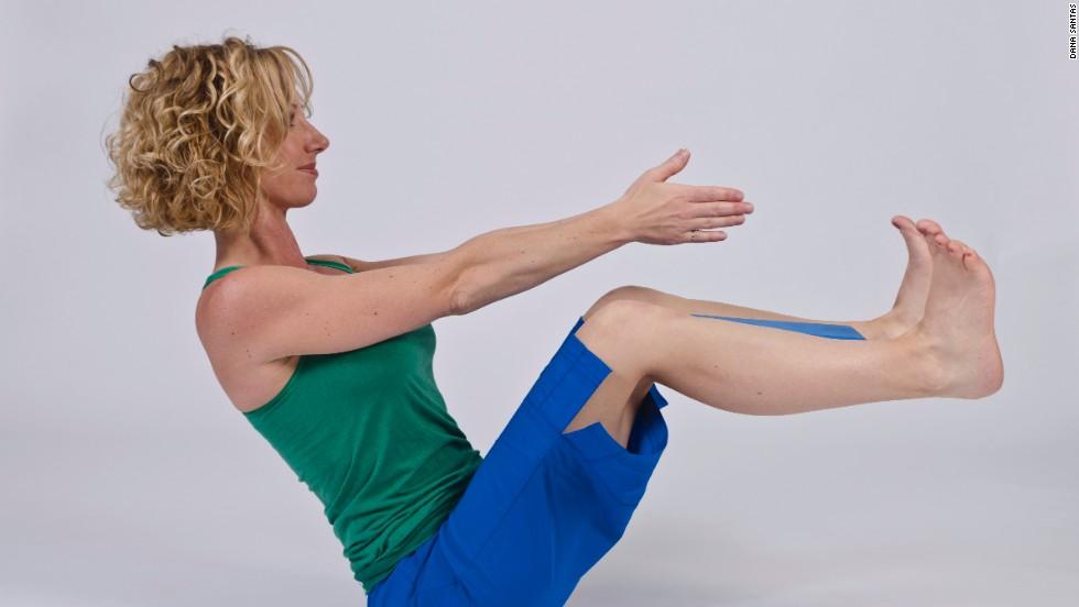 6 formas de aliviar con yoga el dolor causado por la neuritis ciática