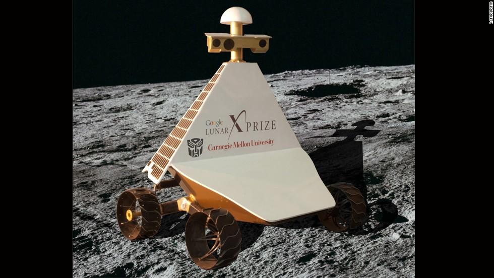 Equipo: Astrobotic, EE.UU.