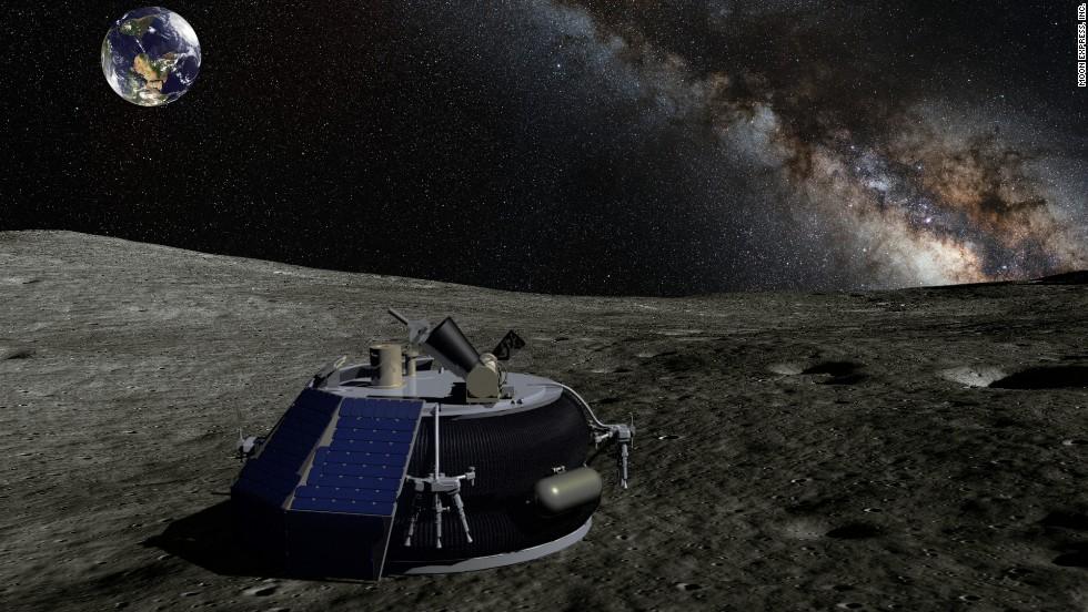 Equipo: Moon Express, EE.UU.