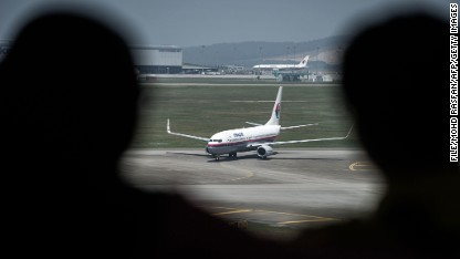 Two boys sue Malaysia Airlines