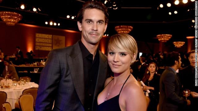 Kaley Cuoco talks marriage, 'Big Bang Theory' season 8