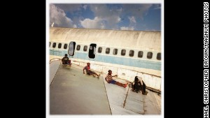 Captured: Life in an abandoned airport