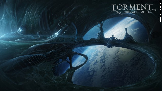 <strong>Torment: Tides of Numenera: $4.2 </strong><strong>million</strong><strong> pledged of $900,000 goal, 74,405 backers </strong>-- A story-driven computer role playing game set in the world of Monte Cook's Numenera. Endorsed by several gaming industry bigwigs, the game will be available in English, French, German, Italian, Polish, Russian and Spanish.