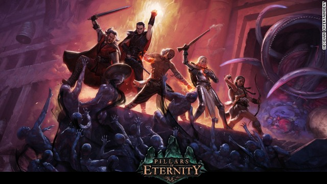 <strong>Project Eternity: $4 million pledged of $1.1 million goal, 73,986 backers</strong> -- Pillars of Eternity (whose original working title was Project Eternity) is a role-playing game created by Obsidian Entertainment. Set in an original high fantasy setting, the game features a real-time-with-pause combat system.