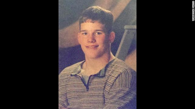 Photos of Chris Pratt in high school were shared online by a Reddit user.