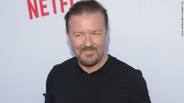 Ricky Gervais' David Brent is getting his own movie