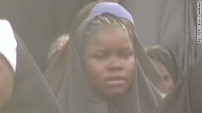 Boko Haram talks over kidnapped girls