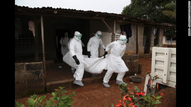 WHO: Ebola Outbreak in West Africa an International Health Emergency
