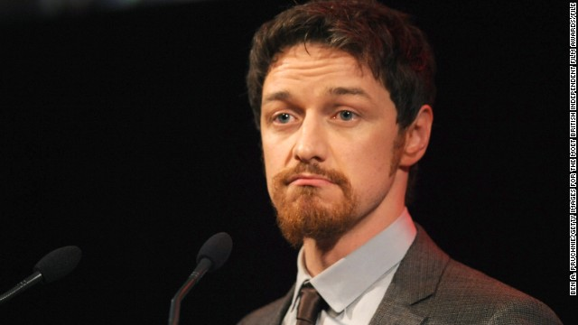 "If you try to covertly tape James McAvoy on stage, he has no problem with abruptly stopping the show. That's what happened in 2013, when an attendee at a performance of McAvoy's ""Macbeth"" was trying to film the show. Once McAvoy spotted the filmographer, <a href='http://www.telegraph.co.uk/culture/theatre/theatre-news/9978221/James-McAvoy-halts-Macbeth-to-stop-audience-member-filming.html' target='_blank'>he yelled at the person while still in character</a>, completely holding up the production until the camera was removed."