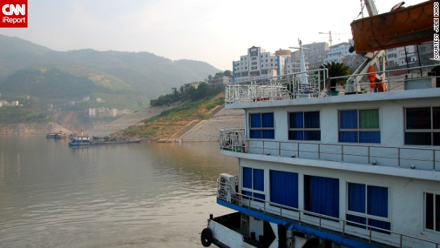 "The Yangtze River in China is <a href='http://ireport.cnn.com/docs/DOC-1150533'>Julee Khoo's</a> favorite because her grandmother was born and raised in China. ""I will always have fond memories of my days as a young child, listening to her tell me stories of the wonderful times she spent visiting the 'mighty Yangtze' and how beautiful the surrounding landscape was,"" she said. ""It sounded like such an idyllic place."""