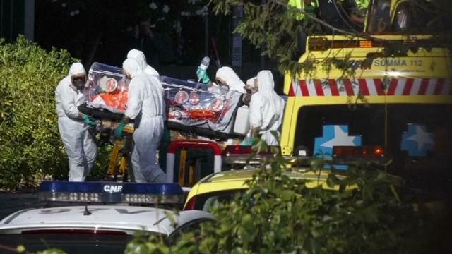 Muere el sacerdote español Miguel Pajares infectado por ébola