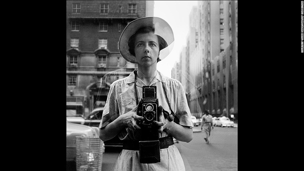 She walked the city streets for hours, capturing the highs and lows of urban life with the all-seeing lens of her camera. <!-- --> </br><!-- --> </br>When the day drew to a close, <a href='http://www.vivianmaier.com/' target='_blank'>Vivian Maier </a>would return to her small attic room overflowing with undeveloped rolls of film, and resume her life as a nanny. <!-- --> </br><!-- --> </br>Maier spent much of her life caring for children of Chicago's wealthy families, but she was also one of 20th century's most talented street photographers. However, it was not until after her death that her work came to light, having been discovered by chance at an auction. Boxes filled with thousands of negatives were bought by <a href='http://www.johnmaloof.com/John_Maloof/Home.html' target='_blank'>John Maloof</a>, a thrift-market enthusiast who was intrigued by the clarity and power of Maier's photos, and eventually posted them online -- to huge acclaim.<!-- --> </br><!-- --> </br>By <strong><a href='https://twitter.com/M_Veselinovic' target='_blank'>Milena Veselinovic</a></strong>, for CNN