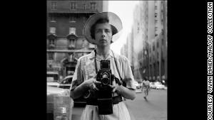 Nanny's double life as photographer