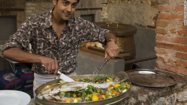 "Manish Dayal stars as Hassan Kadam in <strong>""The Hundred-Foot Journey""</strong> which opens on August 8. The film centers on a young, aspiring chef whose family restaurant is in direct competition with a nearby famed, French eatery. The results are yummy. Here are a few other food movies that have had fans drooling:"
