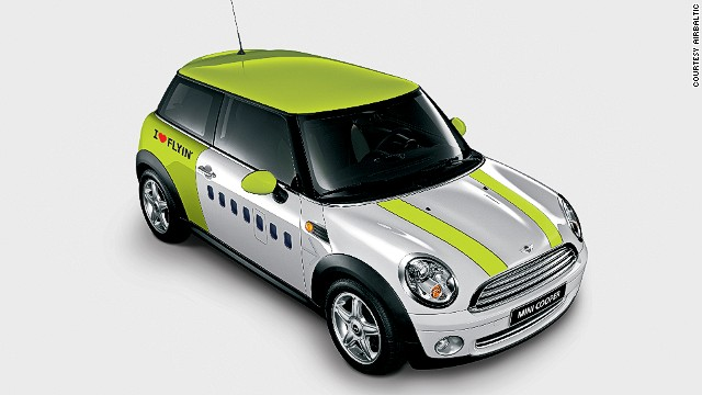 In 2011, airBaltic became the first airline to sell cars in-flight. Customers interested in owning their own Mini Cooper could get a discount on the car if they ordered it in-flight.