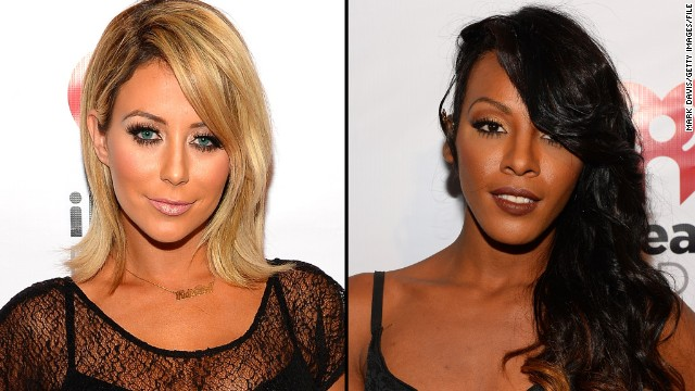 Danity Kane's reunion is over as quickly as it began. The girl group got back together in 2013 after a four-year hiatus, but by August its bond was broken again because of an alleged dispute between Aubrey O'Day, left, and Dawn Richard. <a href='http://danitykaneofficialblog.tumblr.com/' target='_blank'>O'Day has claimed Richard punched her in the back of the head</a> without provocation, while <a href='http://www.tmz.com/2014/08/08/danity-kane-break-up-fight-aubrey-oday-feud-studio/' target='_blank'>Richard says O'Day and another member</a> were cutting her out of the group.