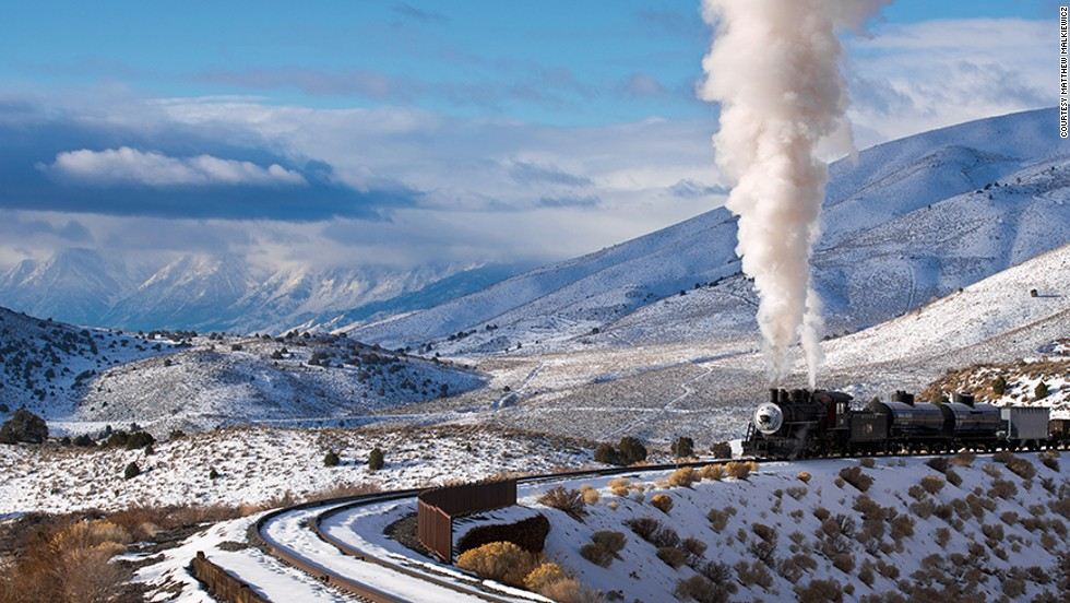 "You can hear it before you see it.<!-- --> </br><!-- --> </br>The great hum of the steam engine pierces the stillness of the serene landscape, wheels screeching under the load of the grand locomotive. <!-- --> </br><!-- --> </br>When they were first introduced, steam engine trains opened up travel to new frontiers, and their romance and glamor still fascinates enthusiasts across the globe. <a href='http://500px.com/mfmalk' target='_blank'>Matthew Malkiewicz</a> started taking photos of locomotives when he was a teenager, and was particularly enamored with the historical meaning they carried: ""Trains built America, and a lot of people forget that. When I go to some of the remote locations where I take my photos, it reminds me of the great migration west,"" he says. <!-- --> </br><!-- --> </br>By <strong><a href='https://twitter.com/M_Veselinovic' target='_blank'>Milena Veselinovic</a></strong>, for CNN"