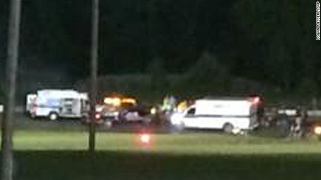 Un piloto de NASCAR atropella y mata a un compañero en una carrera en Nueva York