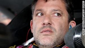 Tony Stewart did not drive Sunday in a NASCAR Sprint Cup race at Watkins Glen International race track.