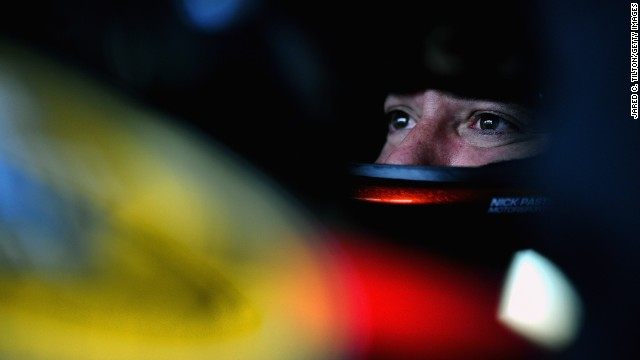 Tony Stewart: Raising Smoke With a Hard Driving Life