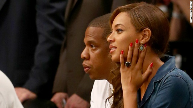 Beyonce photo gets tongues wagging