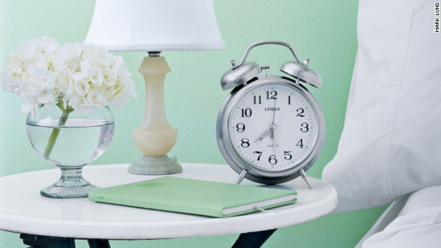Changing your sleep schedule is just one of the ways to make a positive change in your life.