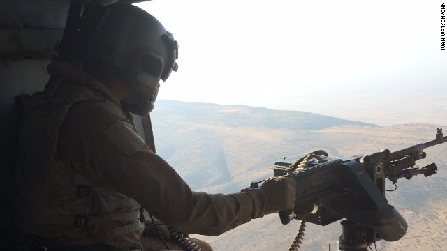 EE.UU. envía más asesores militares a Iraq