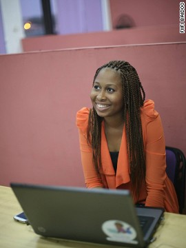 The mentorship and educational initiative aims to encourage young women to pursue a career in technology. To achieve that, computer scientists visit poor areas to teach girls how to code and develop mobile and web applications.