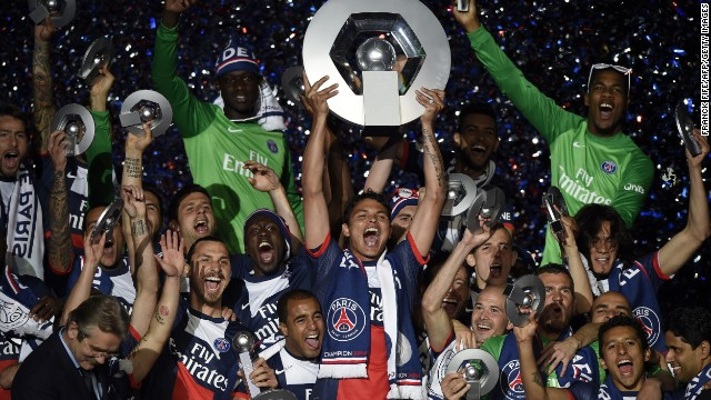 Paris Saint-Germain will be looking for a third consecutive French Ligue 1 title, but will also want to improve on last season's European Champions League quarterfinal appearance.