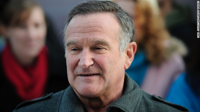 Actor and comedian <a href='http://www.cnn.com/2014/08/11/showbiz/robin-williams-dead/index.html?hpt=hp_t1'>Robin Williams</a> died at his Northern California home on Monday, August 11. Williams apparently took his own life, law enforcement officials said. He was 63.