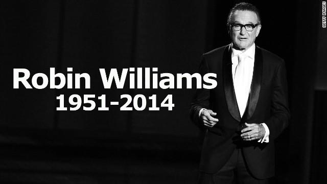 El mundo del espectáculo lamenta la muerte de Robin Williams