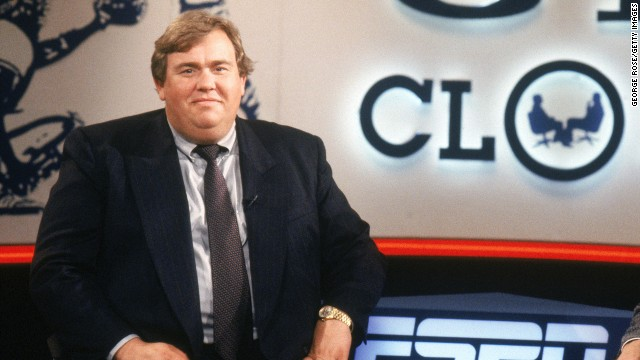 "The death of John Candy was like the death of childhood for many of his fans, who grew up watching him in classic comedies like 1987's ""Planes, Trains and Automobiles."" Candy's résumé reads like a list of pop culture's favorite films: ""Blues Brothers,"" ""Stripes,"" ""National Lampoon's Vacation,"" ""Splash,"" ""Spaceballs"" and ""Home Alone,"" all made between 1980 and 1990, not to mention his ensemble work on the Emmy-winning TV series, ""SCTV,"" or his starring role in 1993's ""Cool Runnings."" His comedy was gentler and more accessible than some of his raunchier brethren, but it was just as enthralling. A prolific actor, Candy, who struggled with his weight throughout his career, was at work on 1994's ""Wagons East"" when he died in his sleep on the set. He was 43."