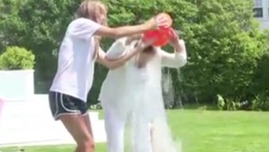 Can you face the 'ice bucket challenge?'