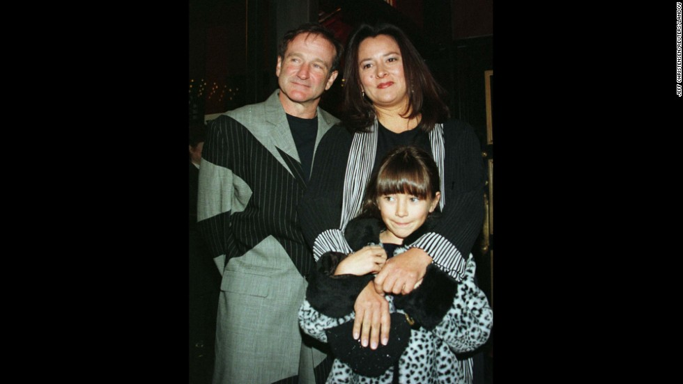 La vida de Robin Williams