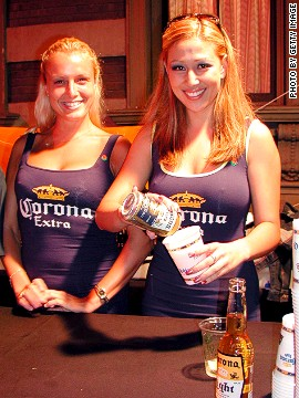 <strong>For God's sake, don't order a Corona.</strong><!-- --> </br>Well, maybe unless these two are serving it to you. Still, if it's Mexican beer you want, Bohemia or Negro Modelo is the more local option.