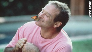 "Robin Williams Struggle: ""We all wear a mask"""