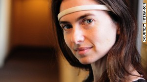 Brain-sensing headband reduces stress