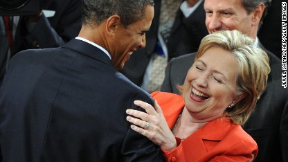 Obama 'third term' label concerns some with Clinton ties