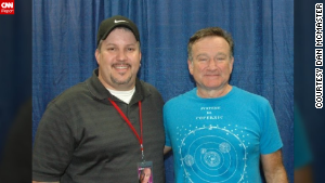 I met Robin Williams: Your stories