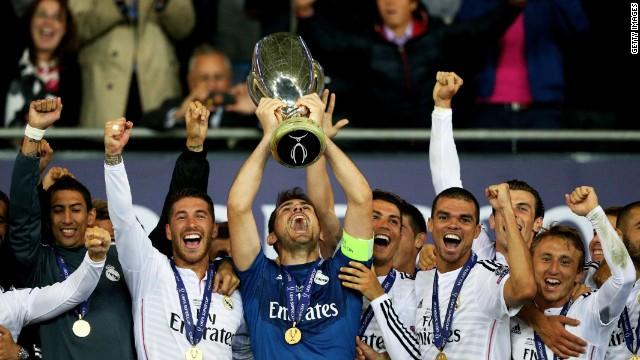 Real Madrid, supercampeón de Europa