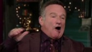Robin Williams funniest late night moments
