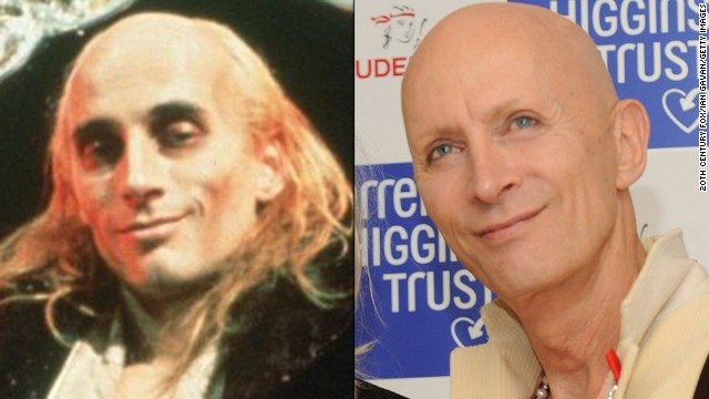 "Richard O'Brien may have played a supporting part -- he was ghastly butler/handyman, Riff Raff -- but without him we wouldn't have this cult classic. O'Brien wrote the original musical, and crafted the screenplay along with Jim Sharman. After ""Rocky Horror's"" big-screen debut, O'Brien stayed involved in theater and television, and now is <a href='http://www.nzherald.co.nz/bay-of-plenty-times/news/article.cfm?c_id=1503343&objectid=11095656' target='_blank'>more likely to be found in New Zealand enjoying newlywed life. </a>"