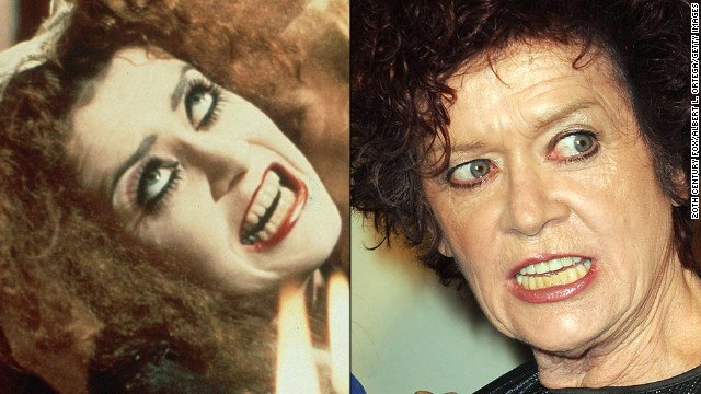 "If you don't know Patricia Quinn, you do know her lips. She's the owner of <a href='https://www.youtube.com/watch?v=G5MHNvOVl8Y' target='_blank'>the blood-red mouth that infamously takes up the screen </a>during ""Rocky Horror's"" opening credits. After playing the domestic Magenta, Quinn kept busy with more acting roles and is <a href='https://www.facebook.com/patriciaquinnnews/timeline' target='_blank'>consistently up for a ""Rocky Horror"" event. </a>"