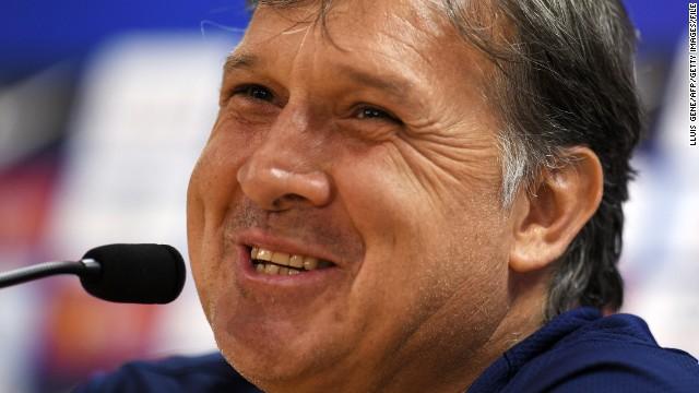 El 'Tata' Martino, nuevo técnico de la Selección Argentina