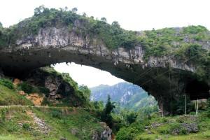 Puente de las hadas, China