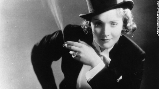 Marlene Dietrich, 90 (died May 6, 1992)